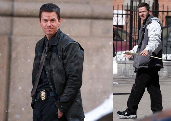Mark Wahlberg's Furrowed Brow Brings the Payne