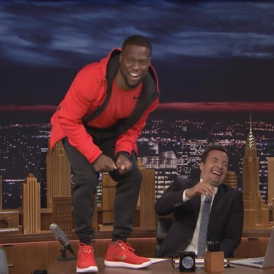 Kevin Hart Plays Drinko on The Tonight Show 2016 | Video
