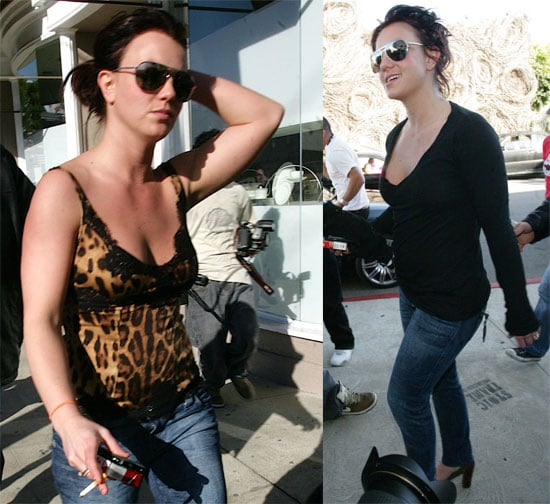 Britney Spears Shaved Her Head One Year Ago