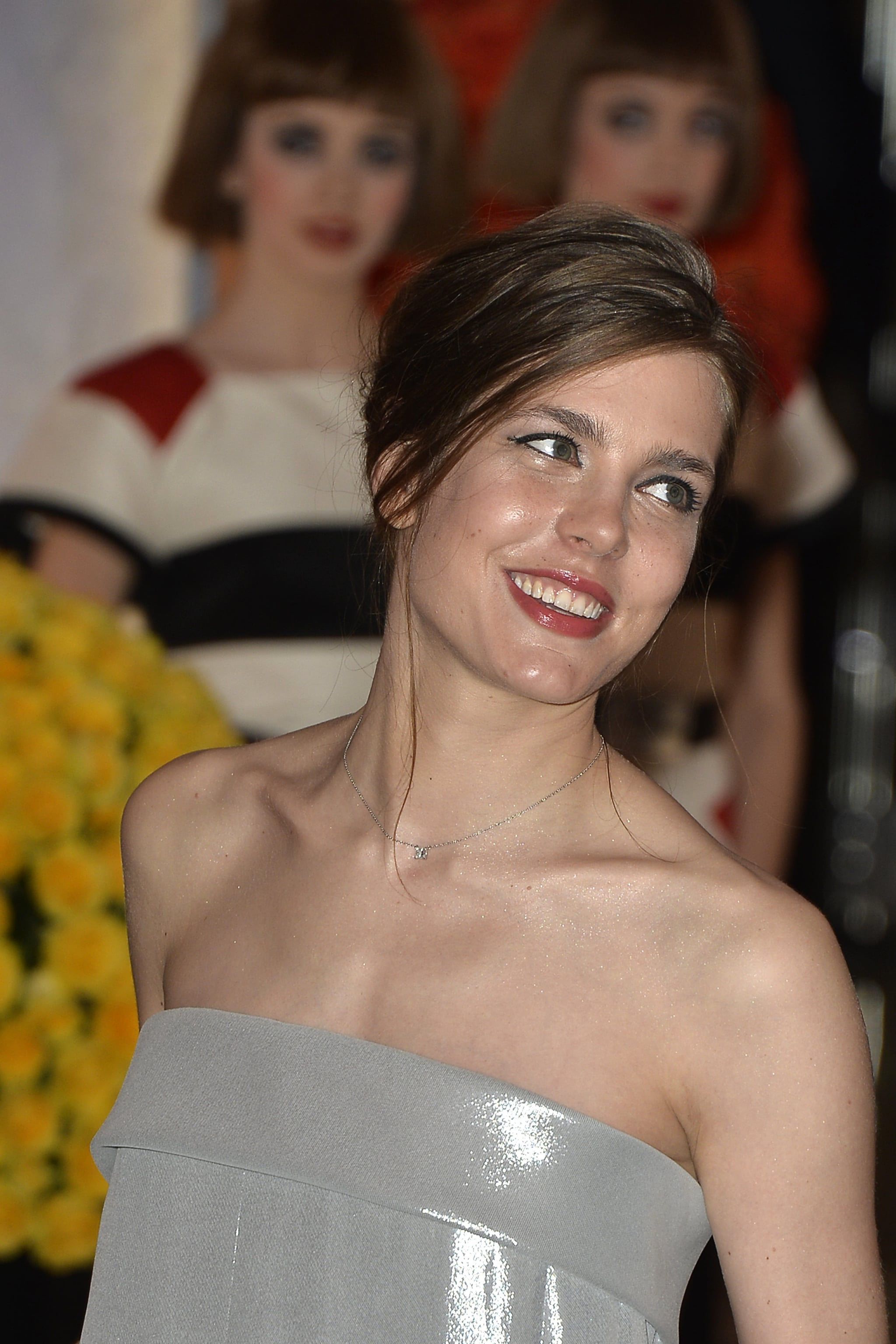Monaco's New Royal Mom Is the Belle of the Rose Ball