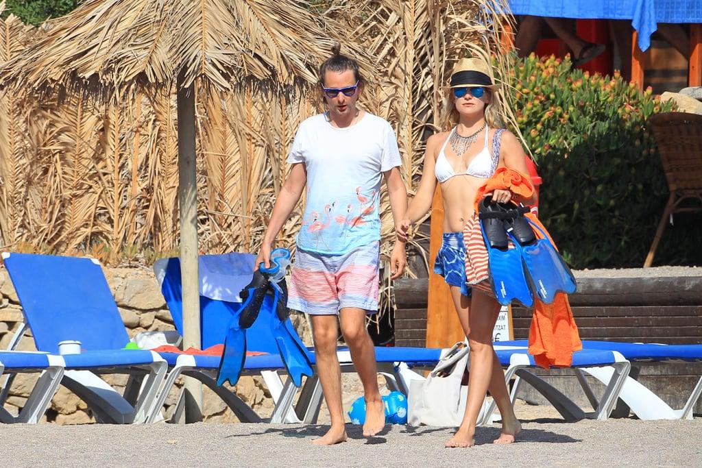 Kate Hudson and Matt Bellamy