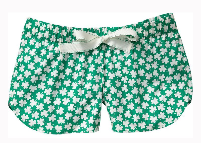Old Navy shamrock boxers ($11)