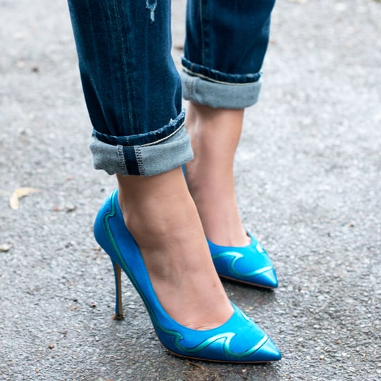 Suede Pumps | Shopping