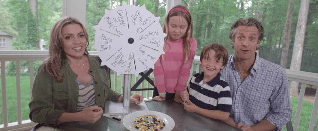 1 Family's Reaction to the Beanboozled Challenge Will Leave You Cringing and Cracking Up