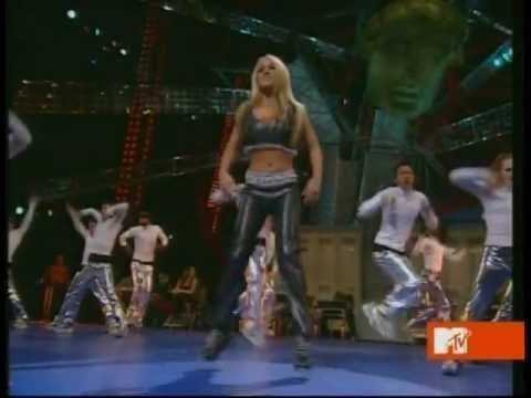 Britney Spears and *NSYNC performed together.
