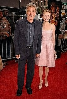 Harrison Ford and Calista Flockhart Are Engaged!