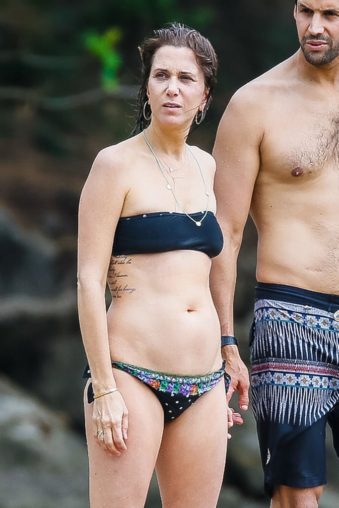 Kristen Wiig escaped to Hawaii for a romantic vacation with her boyfriend in May 2016.