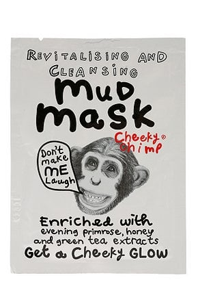 A oil-absorbing mask
