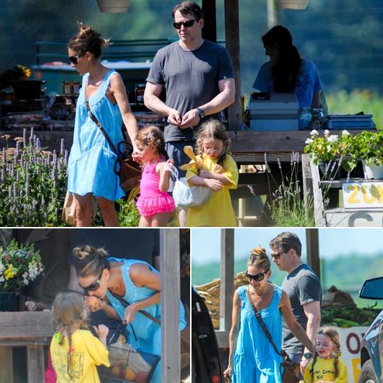 Sarah Jessica Parker Hits the Hamptons With Her Adorable Twins