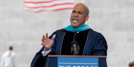 This Year's Commencement Speakers Want Grads To Try A Little Peace, Love And Understanding