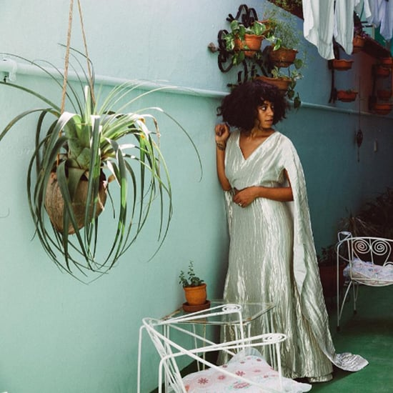 Solange Knowles Interiors Shots on Instagram