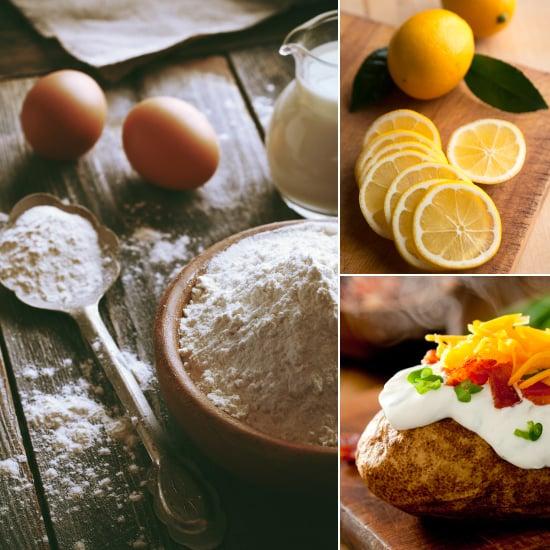 6 Simple Recipe Substitutions