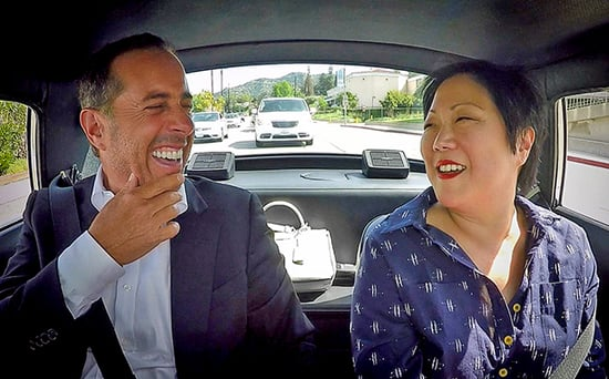 FROM EW: Jerry Seinfeld's New Season of Comedians in Cars Getting Coffee Is en Route