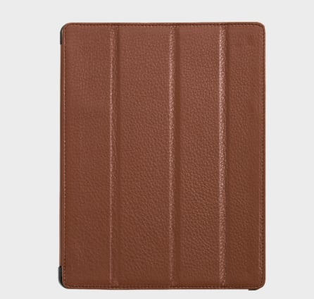 I am constantly on the search for the perfect leather tech accessory, and when I saw this Cole Haan iPad cover ($98), I was immediately impressed. It's sleek enough so it won't add any bulk to your tablet while being made of buttery leather. Even better, it has a built-in smart cover, and it all rings in for under $100. You can't beat that.  — Robert Khederian
