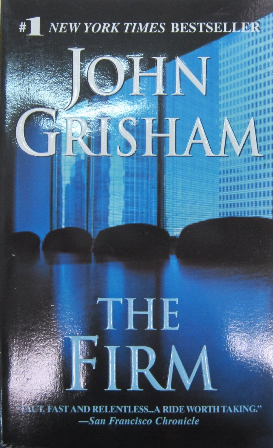 Tennessee: The Firm by John Grisham