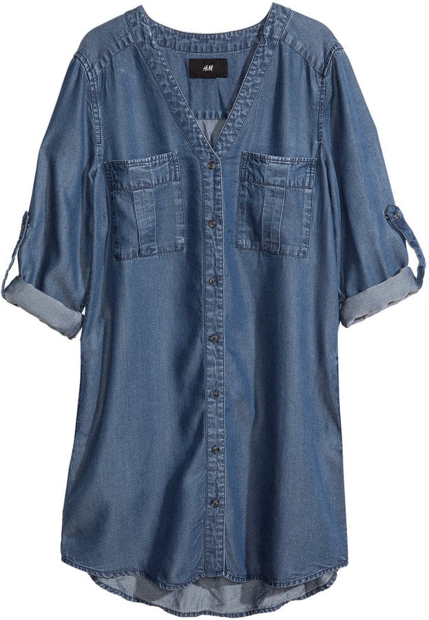 H&M Denim Dress