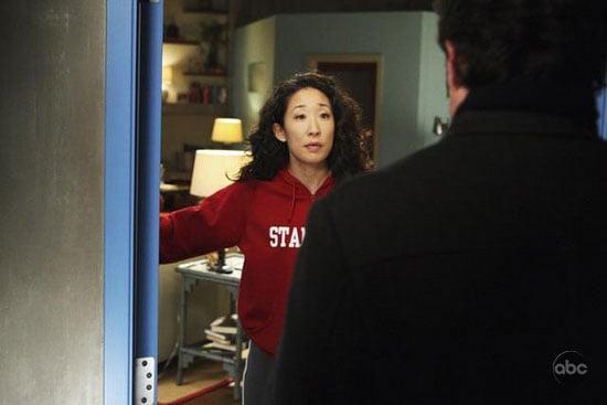 """Grey's Anatomy Recap: Episode 13, """"Stairway to Heaven"""""""