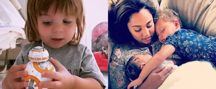 Ayesha Curry, Jaime King, and More Shared Cute Kiddo Snaps This Week!
