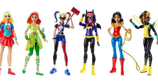 Target And DC Comics Combine Powers To Create 'Super Hero Girls' Action Figures