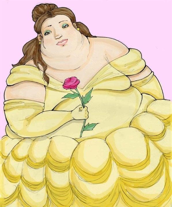 Obese Belle