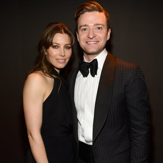 Jessica Biel Talks About Justin Timberlake on GMA 2015