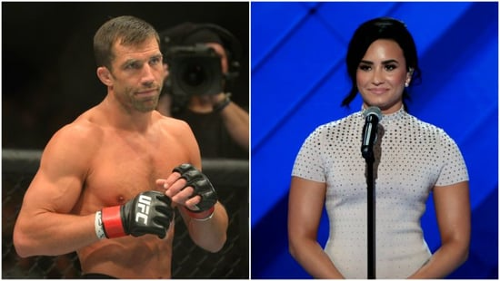Demi Lovato Has a Hot New Man: MMA Star Luke Rockhold