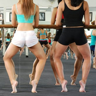 How to Make a Barre Studio at Home