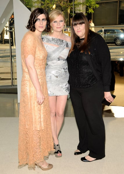 Laura and Kate Mulleavy of Rodarte & Kirsten Dunst