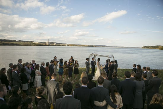 Why We Chose to Have a Backyard Wedding