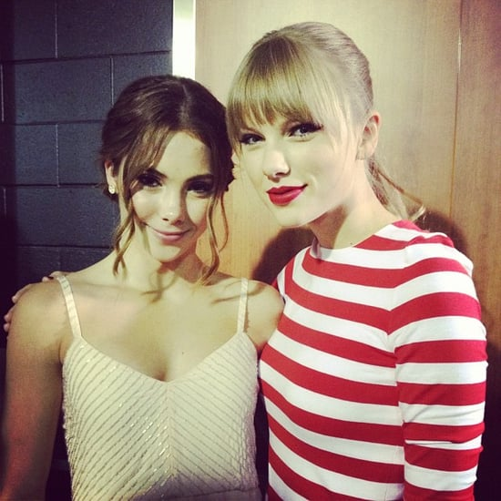 VMAs Instagram and Twitter Pictures 2012