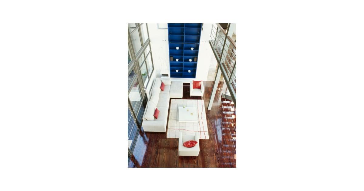 How To Spring Organize Your Living Room Popsugar Home