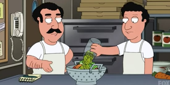 'Family Guy' Nails The Hilarious Way Every Pizza Place Ruins Salad