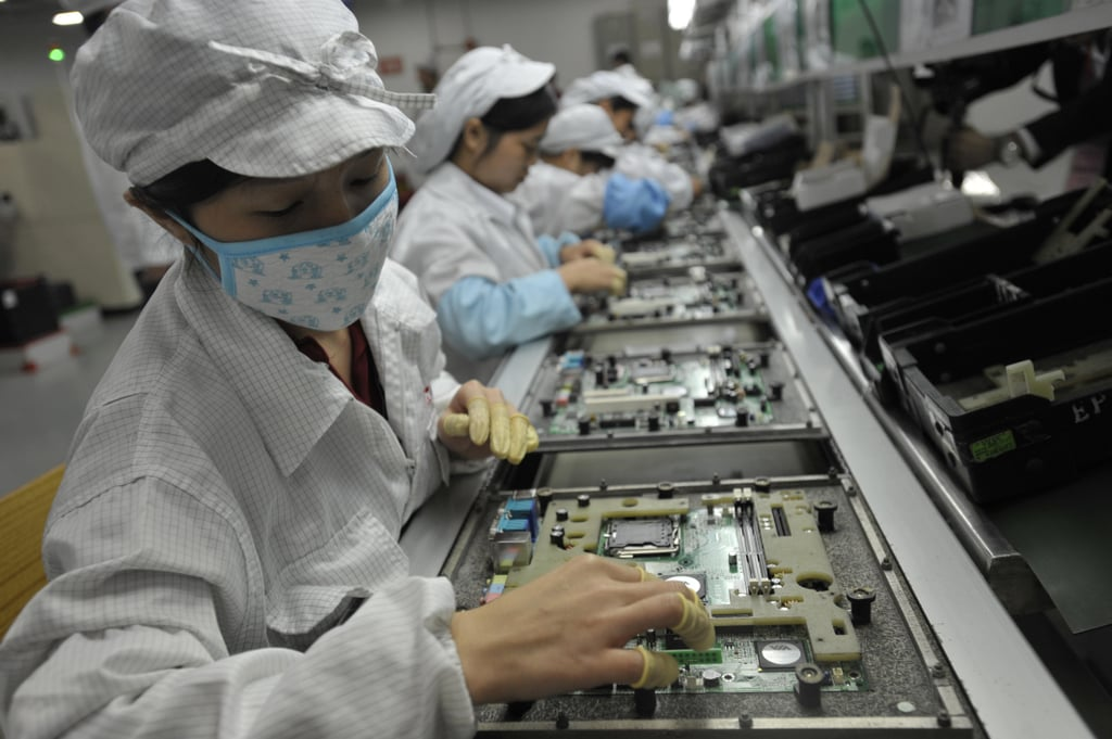 Apple's Manufacturer Foxconn in the Press