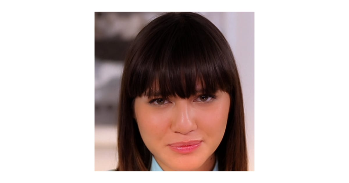 Easy Hairstyle For Bangs : Easy hairstyles for bangs popsugar beauty
