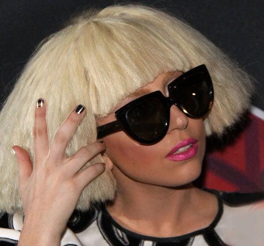 The Top 15 Nail Polish and Nail Art Looks From Lady Gaga