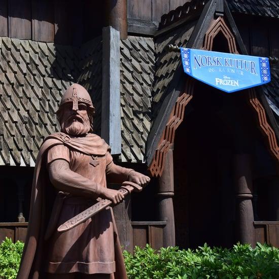 Disney World's Frozen Ride