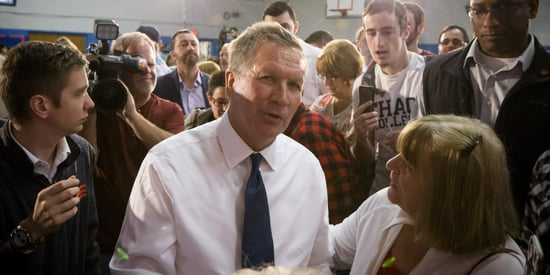John Kasich Is Bringing America A Dose Of Dr. Phil On The Campaign Trail
