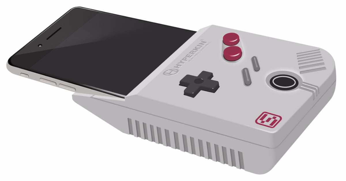 Iphone C Gameboy Case