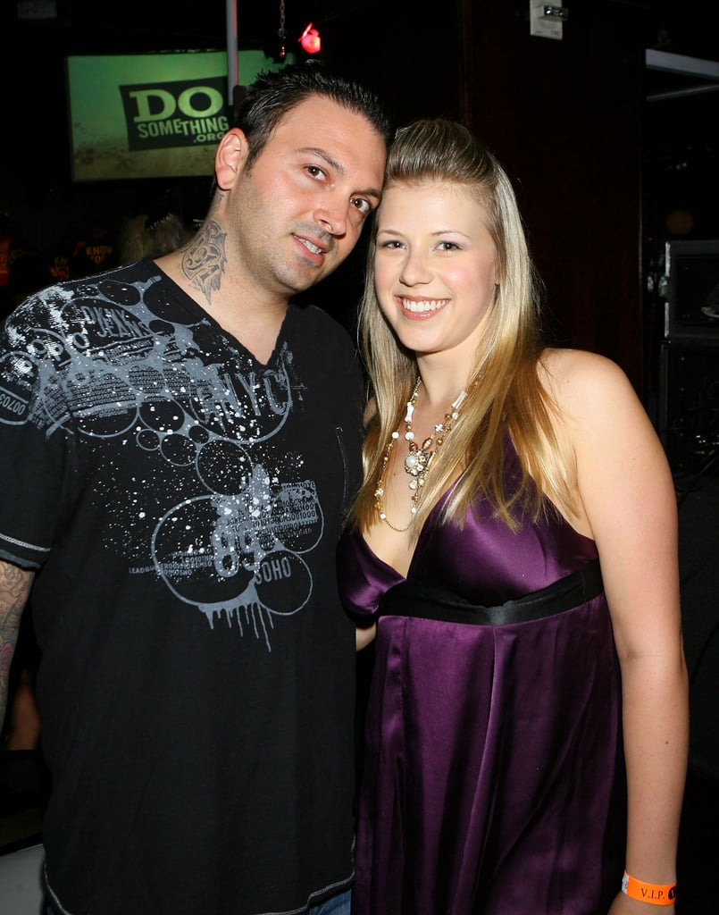 Jodie Sweetin and Cody Herpin