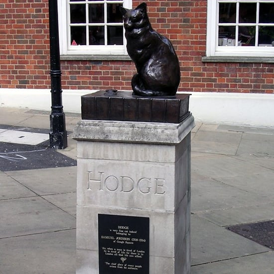 18th-Century British Poems About Cats