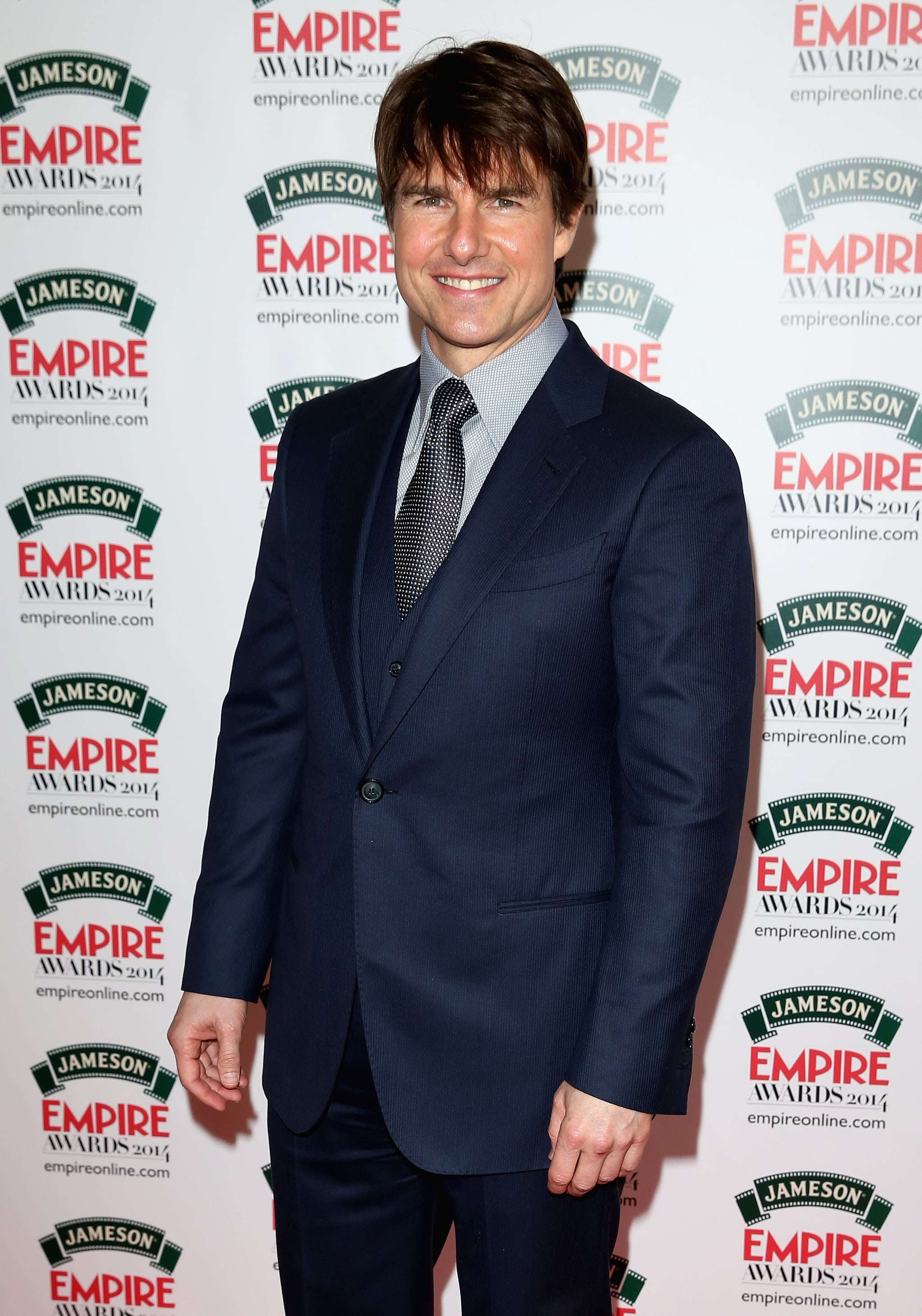 Tom Cruise Reemerges!