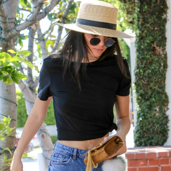 Kendall Jenner Wearing Stella McCartney Shoes
