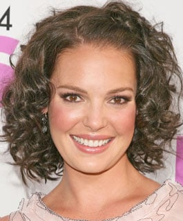 Picture of Katherine Heigl Wearing Curls at the Killers Premiere