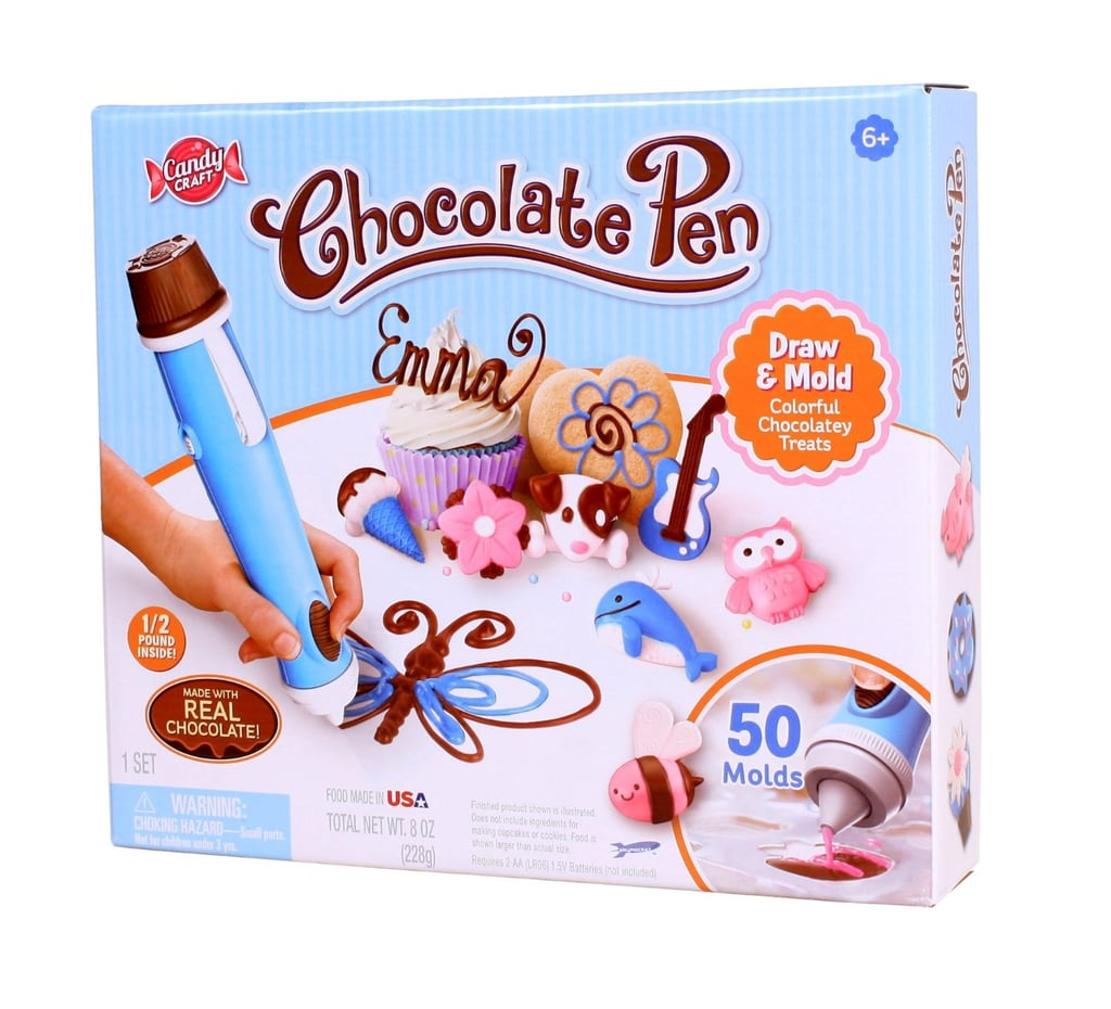 For 5-Year-Olds: Candy Craft Chocolate Pen