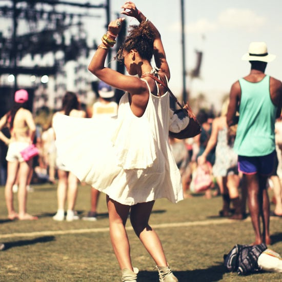 Rewind: The Best Festival Fashion Street Style at Coachella