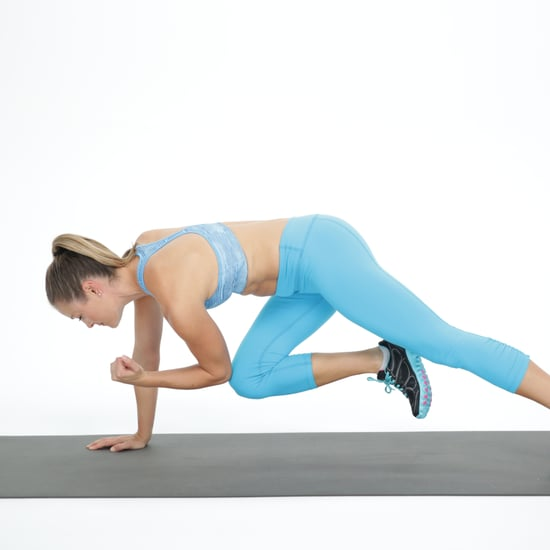 How to Do a Two-Point-Touch Plank