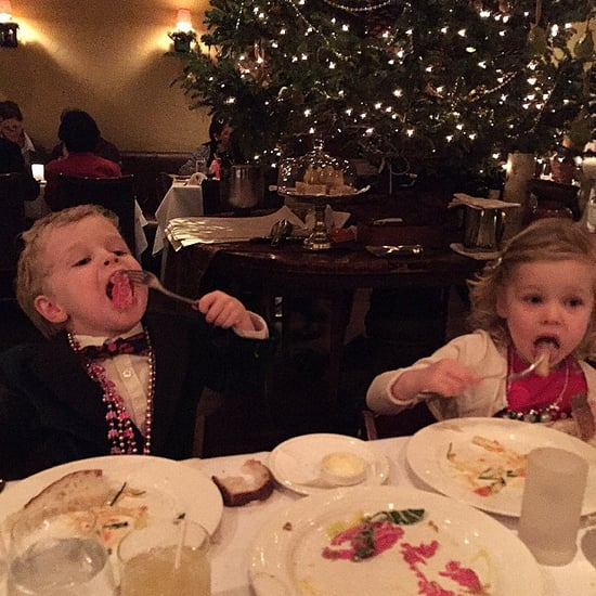 Neil Patrick Harris's Kids Are Good Eaters