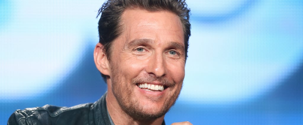 All Right, All Right, All Right: 7 Celebrities Doing Their Best Matthew McConaughey Impressions