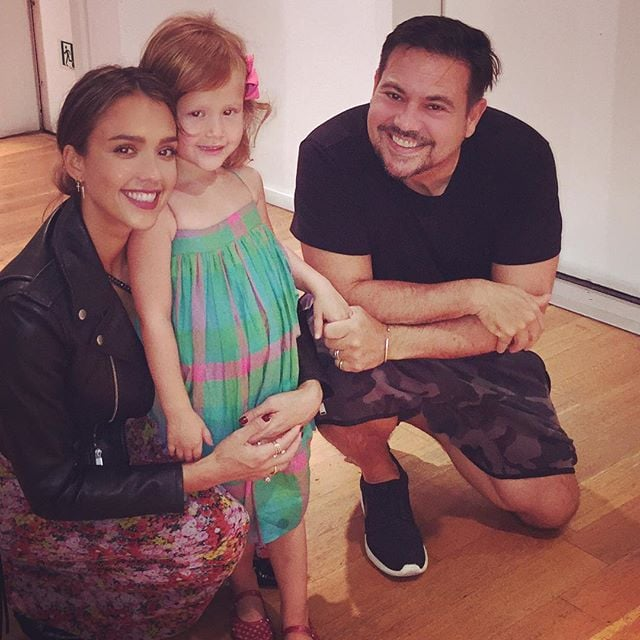 54 Aww-Inducing Snaps of Jessica Alba's Family