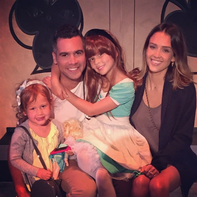 53 Aww-Inducing Snaps of Jessica Alba's Family
